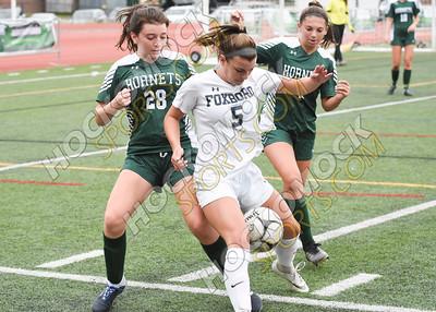 Mansfield - Foxboro Girls Soccer 9-6-19
