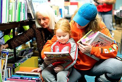 2019 Lorain Public Library book sale