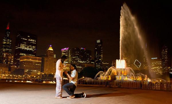 Engaged // Amaan & Sarah