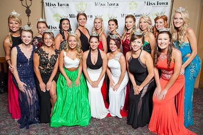 Miss Iowa 2016 Crowns & Gowns