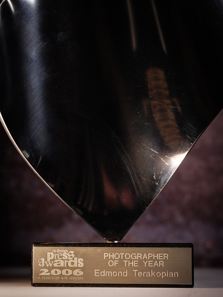 The British Press Awards Photographer Of The Year
