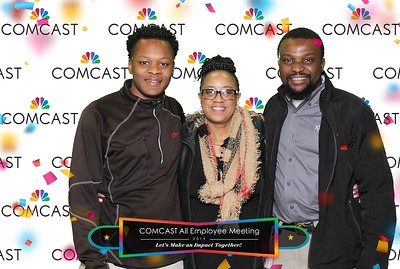 Prints - Comcast All Employee Meeting