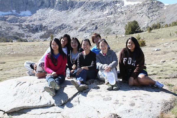 2012.6.8-10 IUSM Yosemite Trip
