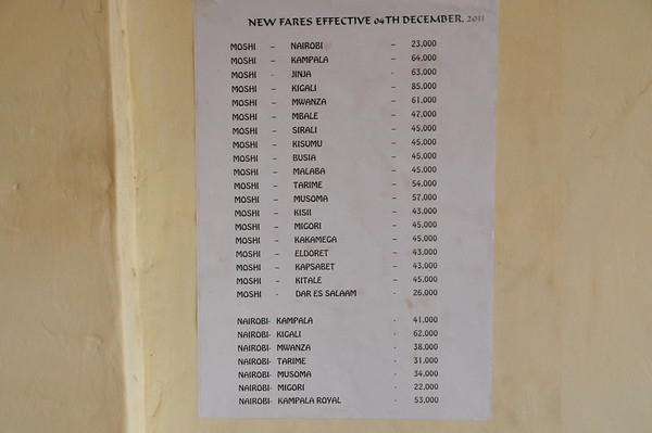 Zanzibar February 13-16, 2012
