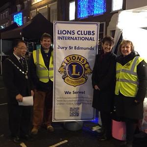 Lions Bury St Edmunds Press Release Images