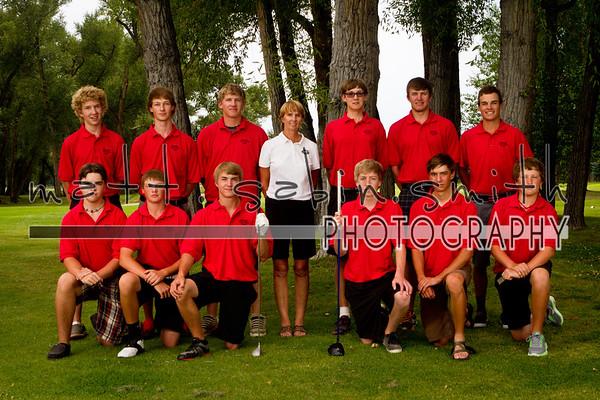 GHS Boys Golf 2013