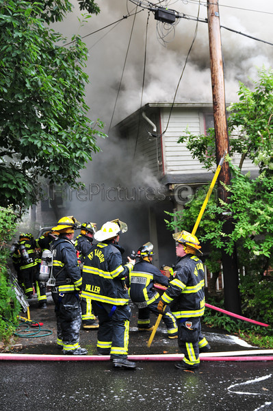 Parsippany, NJ House Fire 8 West Hedding Place Mount Tabor 8/9/09