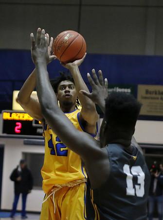 VU Men's Basketball vs Triton 1/27/21