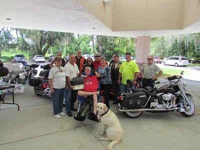 John Beebe Honorary Member Birthday Ride