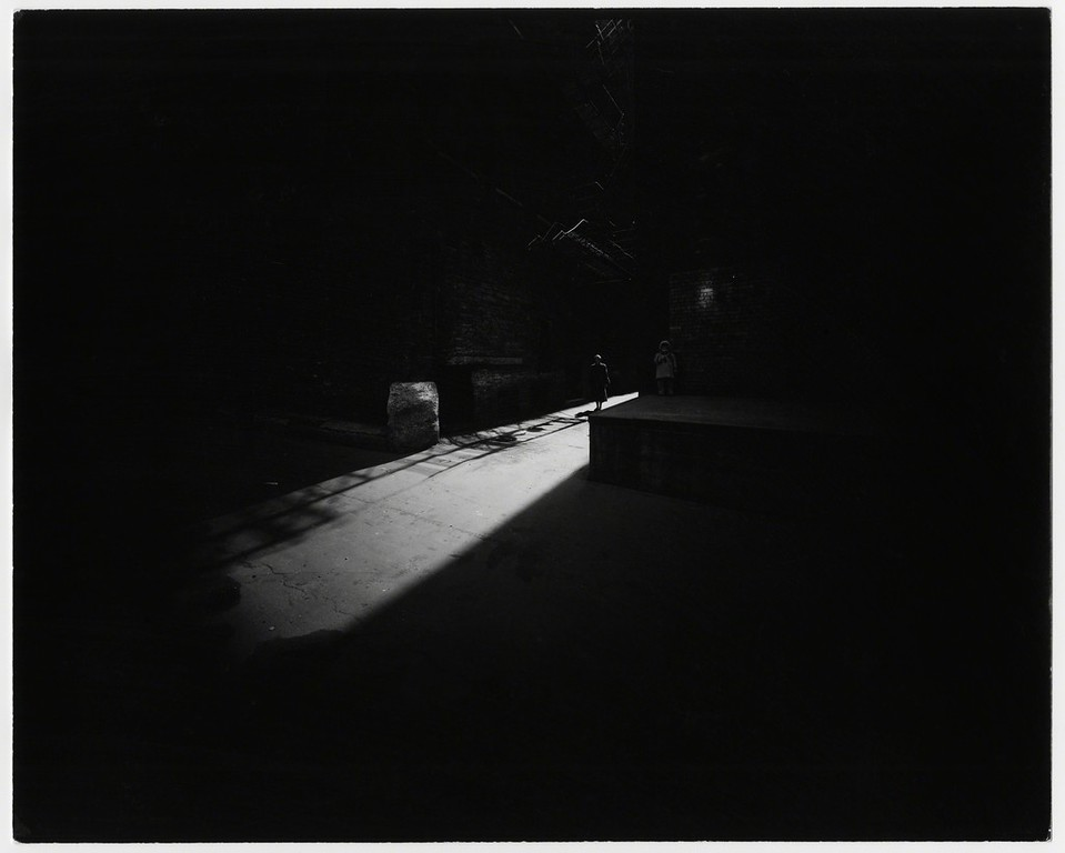 Famous Abstract Photographers - Harry Callahan