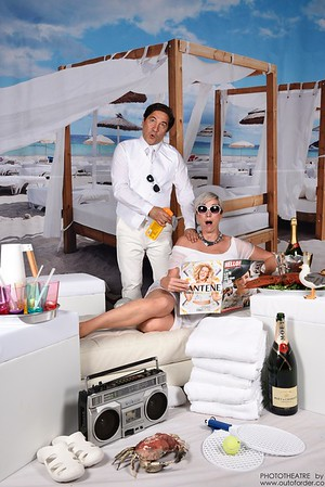 WHITE PARTY/NIKKI BEACH