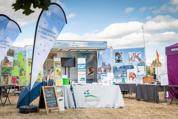 CRT at Countryfile Live 2018