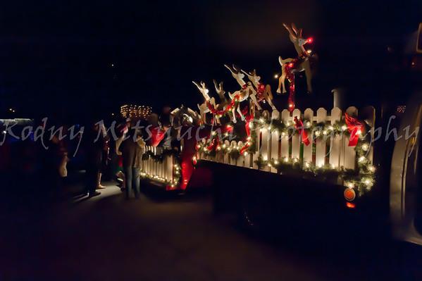 Torrance Santa Sleigh - 2011