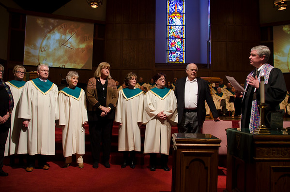 Bev Schmoyer Ordination as Elder