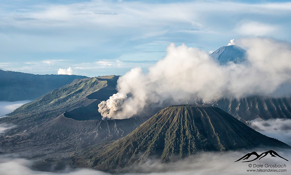 Mt. Bromo - Java, Indonesia