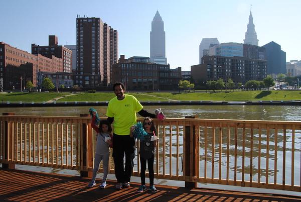 2017 LUNG FORCE Walk Cleveland