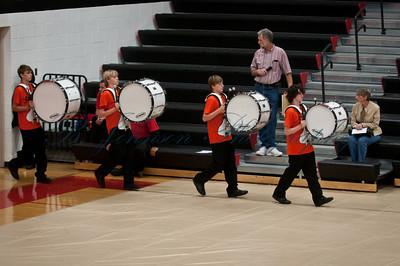 Warrensburg - Indoor Percussion