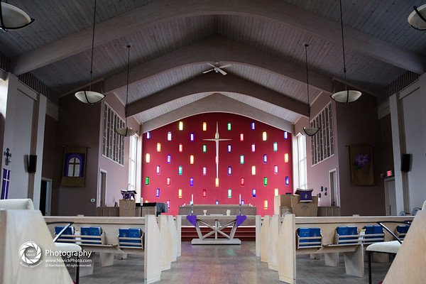 Sanctuary: Presbyterian Church in Needham