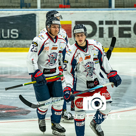 210120 Hockeyettan Södra Vår Hanhals Kings - Halmstad HC