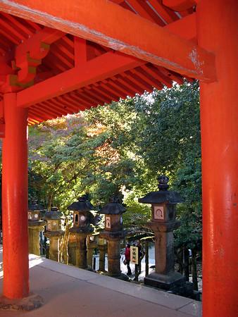 Nara (various sites)