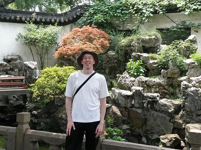 Yuyuan Gardens and Bazaar
