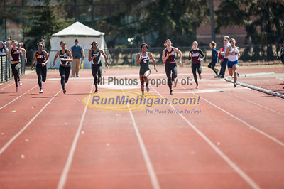 Women's 200 Meters - 2014 MSU Spartan Invite