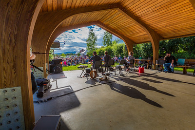 Celtic Music in the (Georgeson) Garden