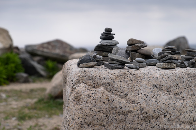 rocks, stacked
