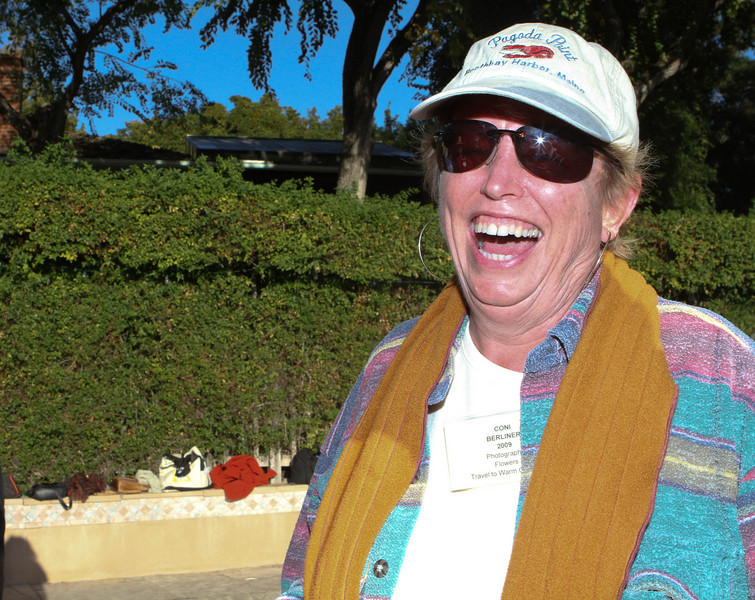 There's a lot of enthusiasm for dining among the Master Gardeners.