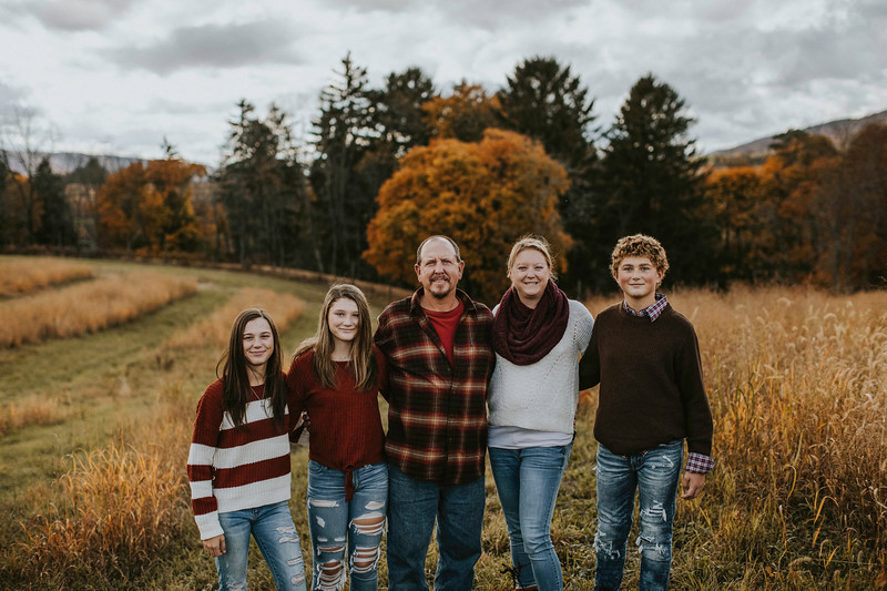 Bolich Family {Fall 2019}