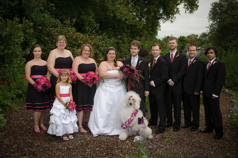 Formals: Bridal Party and Family