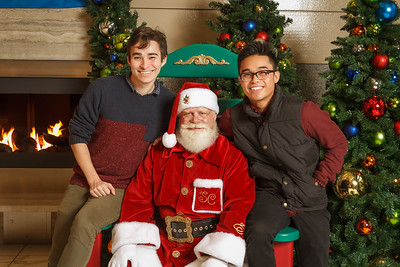 Russell Investment Santa 12-18-15