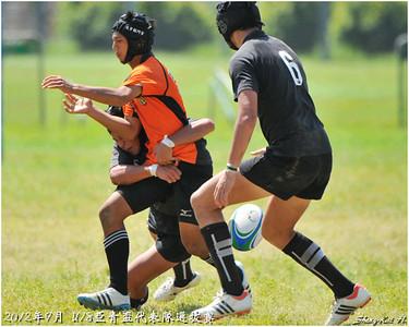 2012 U18亞青選拔-季殿軍決賽-香山高中 VS 建國中學(HHHS vs CKHS)