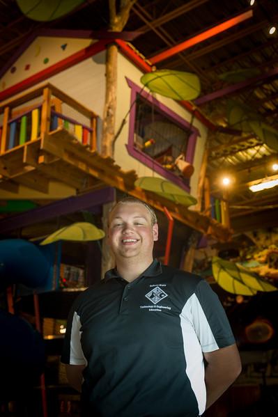 Riley Denning - Children's museum