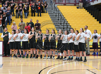 March 9 - 3A State Tournament - Manitou Springs vs CS Christian