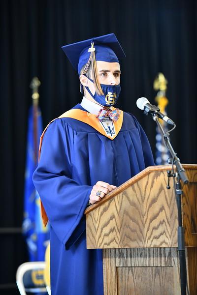 Graduation 2020 (photos by Pat Garin)