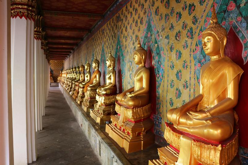 Wat Arun, Bangkok. Thailand