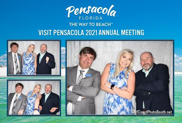 Visit Pensacola 2021