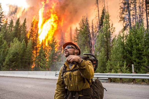 Nethker Fire: Aug. 7, 2019