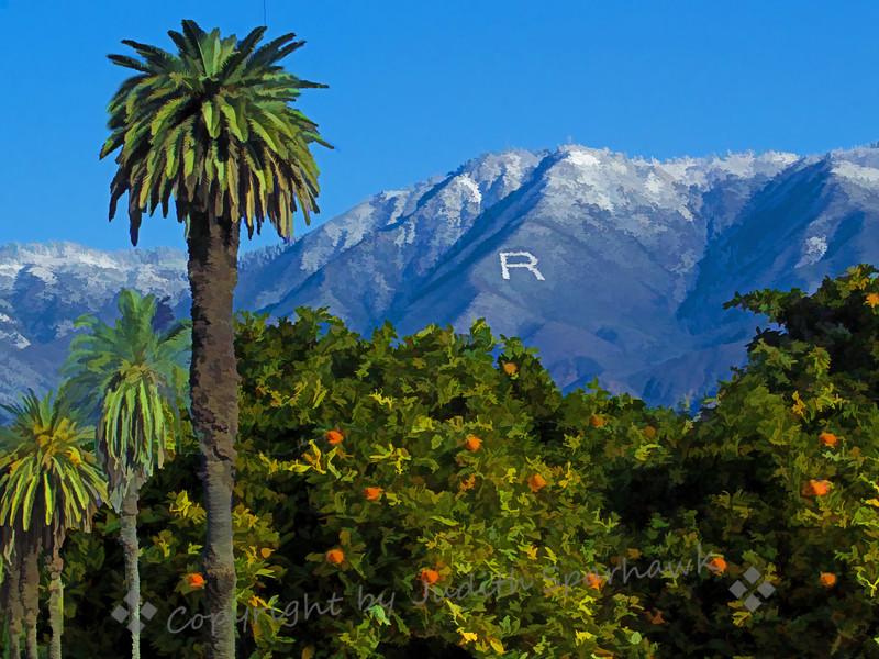 Redlands Mountain View