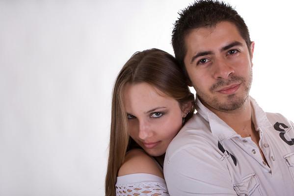 Heather and Esteban