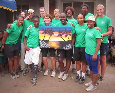 Mercer trip to Ghana 2013