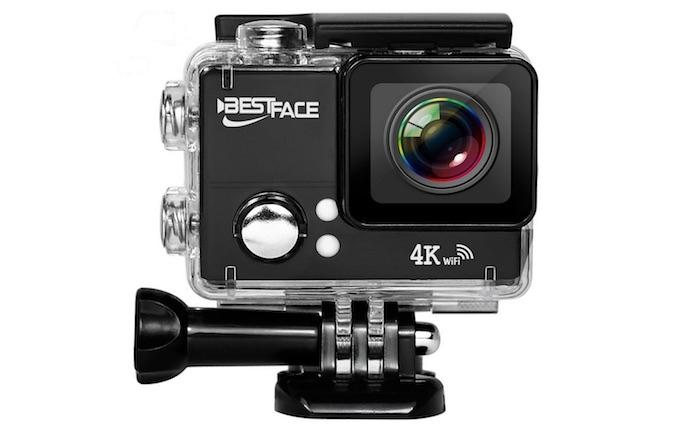 BestFace Sports Action Camera 4K