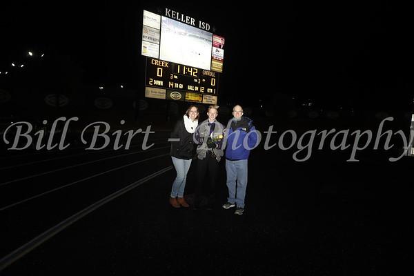 TCHS Senior Night 11-7-19