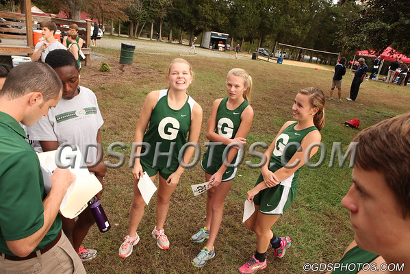 PACIS Conference XC Girls Hagan Stone Park 10-16-14