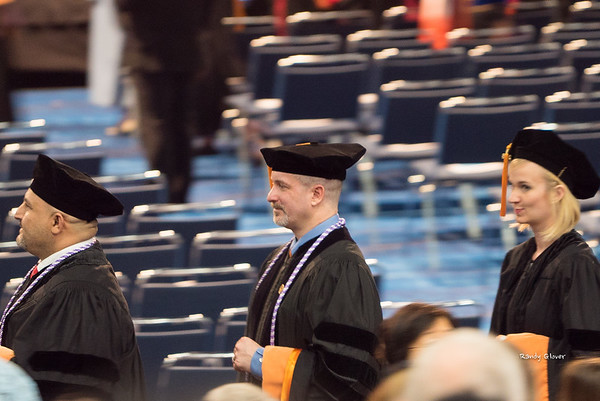 Brant Doctoral Ceremony