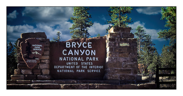 Bryce Canyon National Park - USA - Over The Years.