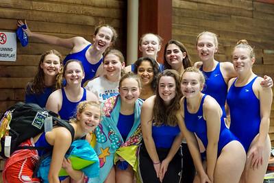 MHS Swim Meet 01-20-18
