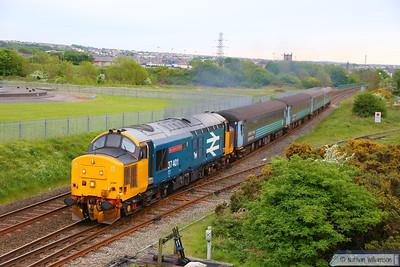 2017 - Northern Rail