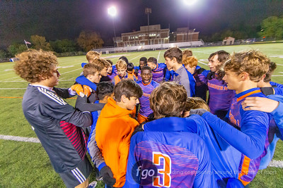 10-15-19 Hopkins v Minneapolis Washburn Section 6AA Boys Soccer  Championship